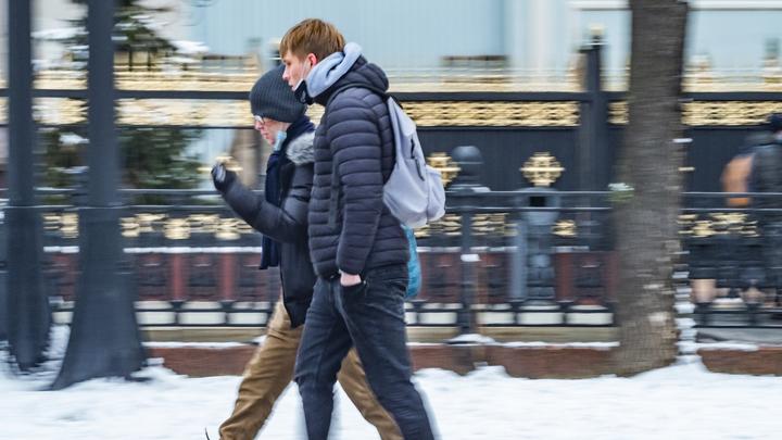 В начале новой недели в Новосибирской области немного потеплеет