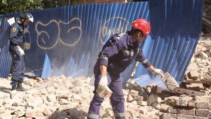 В мэрии признались, сколько ещё аварийных зданий могут рухнуть в Ростове в любой момент
