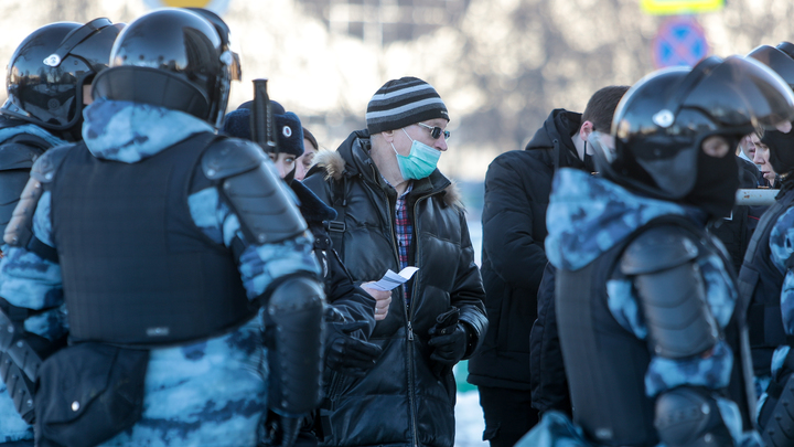 Силовики не в восторге: В Госдуме потребовали разрешить акции протеста
