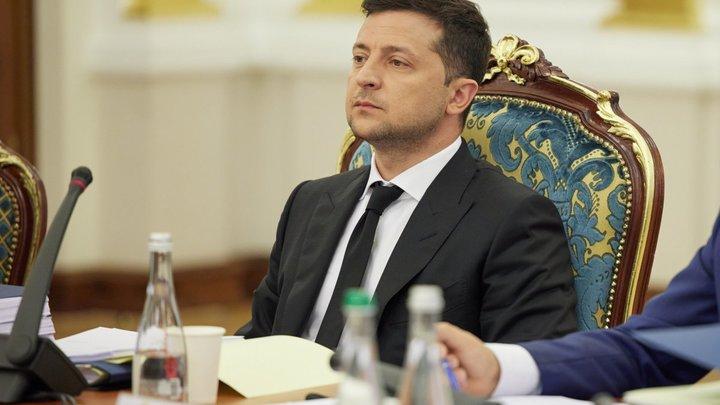 Зеленский: Украина может разорвать отношения с Донбассом после референдума