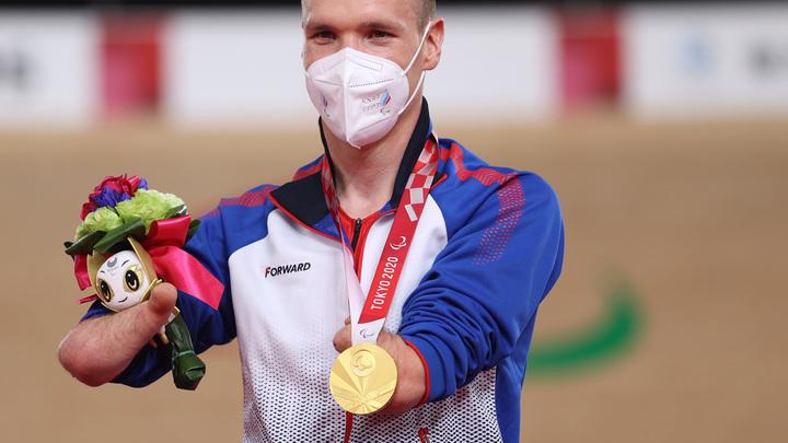 Русский спортсмен Михаил Асташов завоевал второе золото на Паралимпиаде