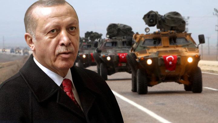 Война Эрдогана в Сирии выгодна России