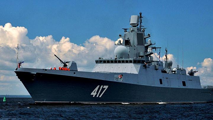 Фрегат «Адмирал Горшков»: Когда лучшее не враг хорошему
