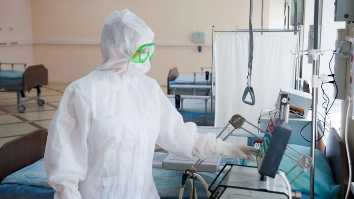 В лечебных учреждениях Ивановской области находятся 735 пациентов с диагнозом COVID-19