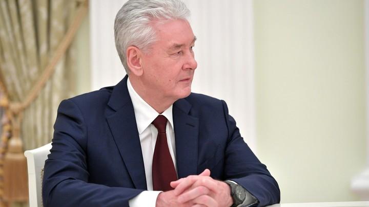 Быстро и бесплатно: Собянин объявил, как москвичей будут тестировать на иммунитет к COVID-19