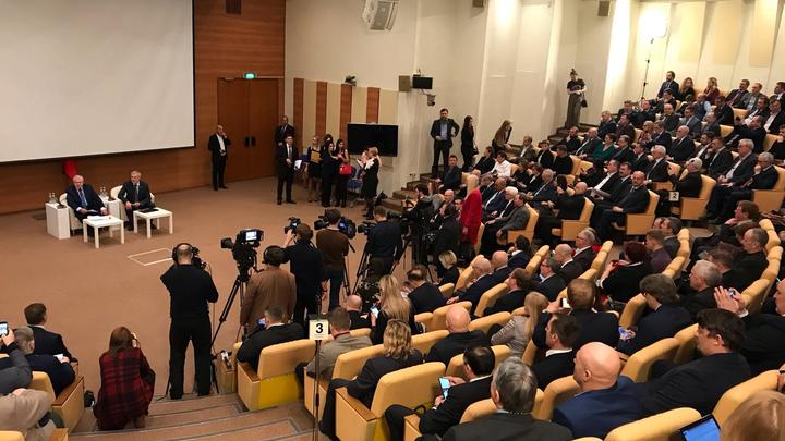 Нужна ли России новая партия власти? В Госдуме проходят открытые слушания - видео