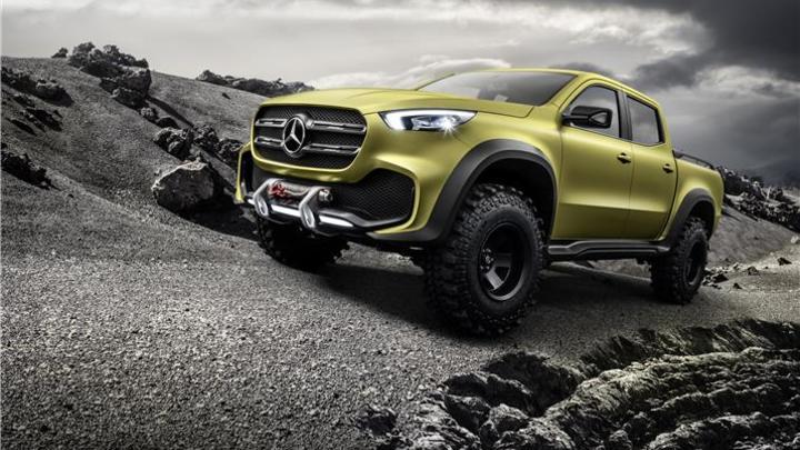 Поклонники Mercedes-Benz начали делать предзаказы на не выпущенный пикап X-Class