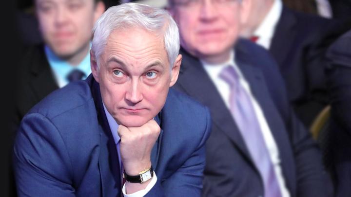 Белоусову Путин намекнул на зелёный свет. Собянин и Ко затаились