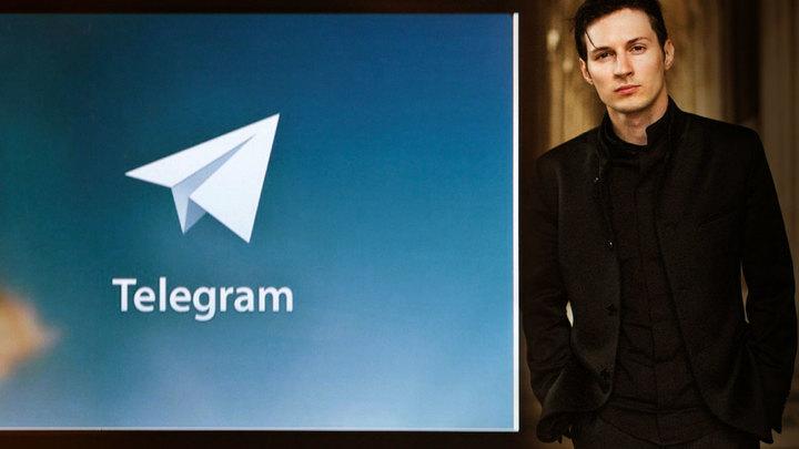 Антироссийский выпад Дурова: ICO Telegram