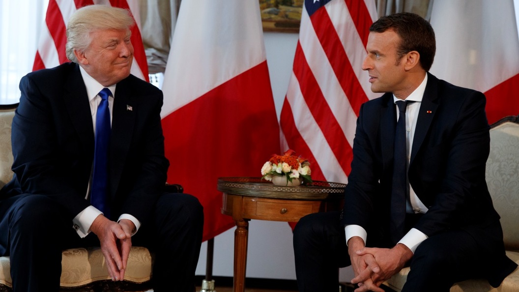 Американский ревизор едет в Париж
