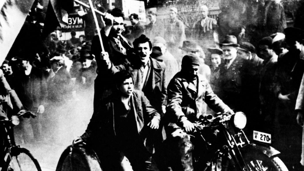 Сталин и Югославия в 1941 году