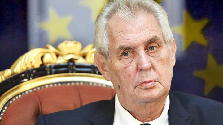 Выборы в Чехии: Восемь европеистов против одного патриота