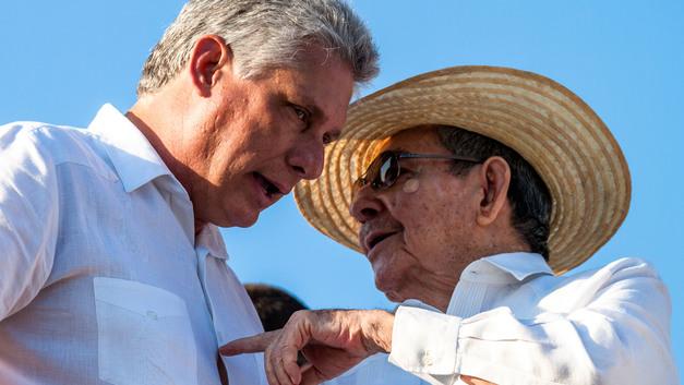 Остров свободы возглавит борец с империализмом и правая рука Рауля Кастро