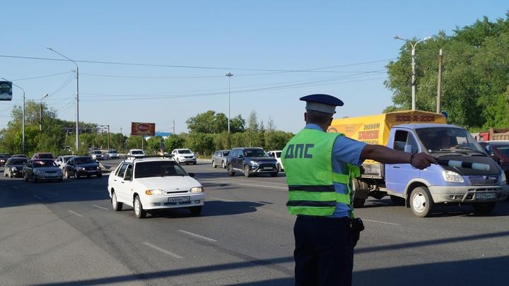 В Челябинске в ДТП с маршруткой пострадали два человека