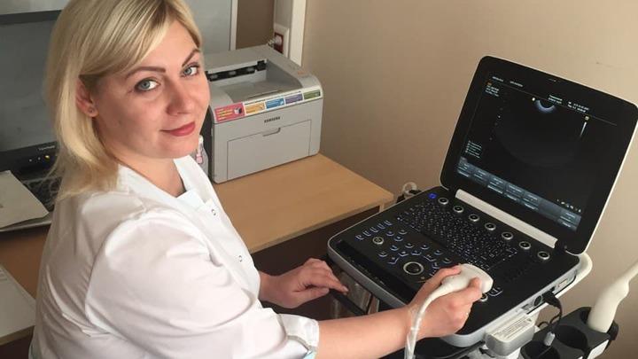 Современный аппарат УЗИ поступил в гинекологическое отделение Зарайской больницы