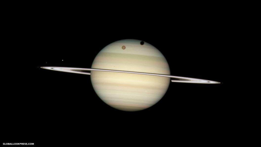 Смерть за две сотых секунды: Ученые посчитали, сколько проживет человек на Сатурне
