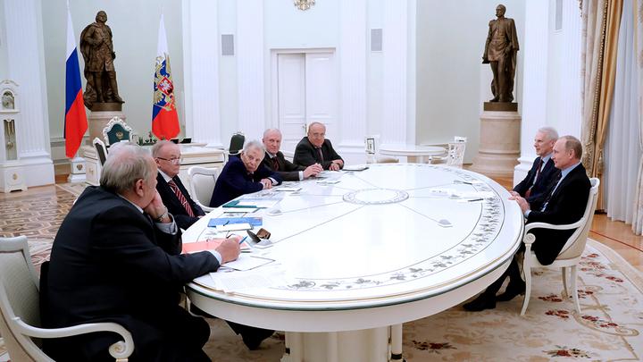 Путин дал Академии наук надежду