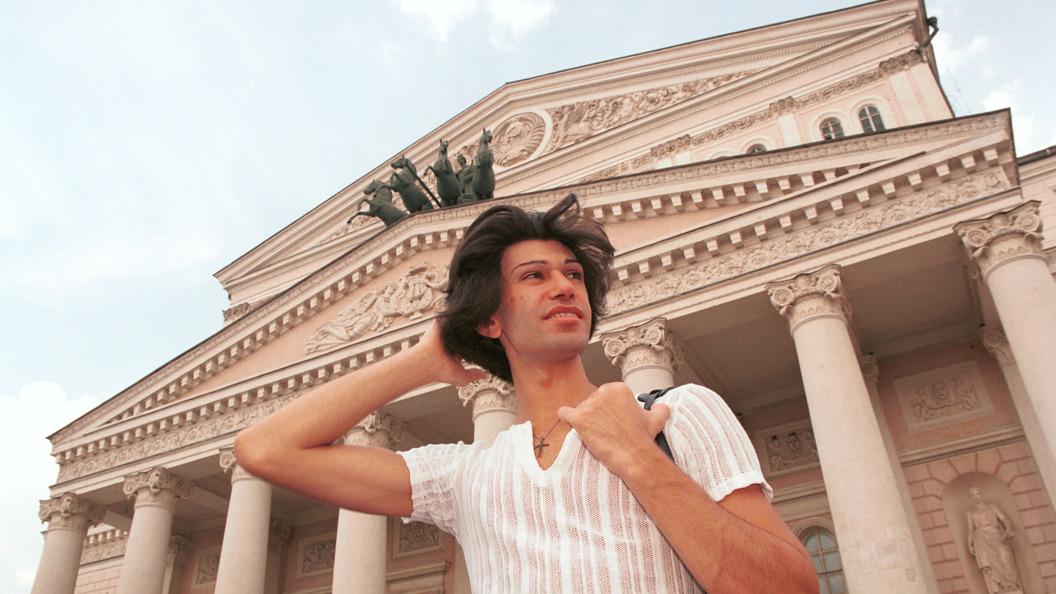 Цискаридзе посочувствовал артистам, задействованным в балете Нуреев