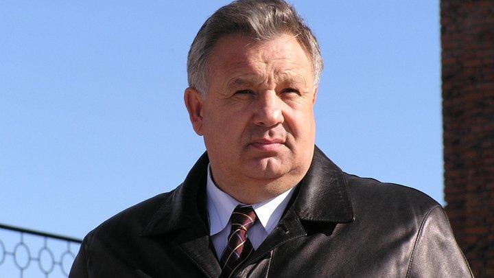 Экс-губернатора Хабаровского края Ишаева отправили под домашний арест