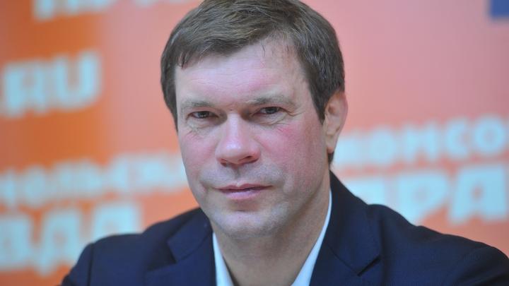 Олег Царев рассказал о спасении от Киева экс-министра культуры ДНР