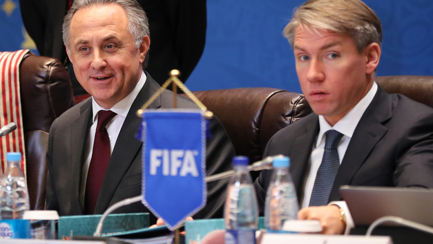 СМИ: Алексей Сорокин после ЧМ будет отвечать за подготовку Санкт-Петербурга к Евро-2020