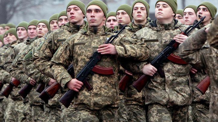 Украинские силовики устроили бунт со стрельбой. Спор о перемирии привёл к жертвам - СМИ