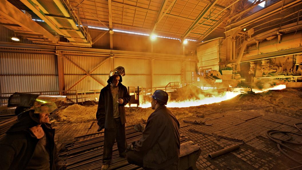Промпроизводство вРФ в 2017-ом выросло на1% — Росстат