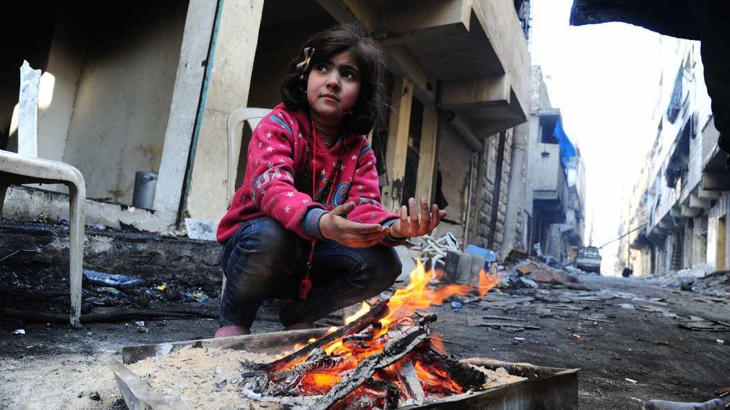В Сирии мирным жителям помогут вернуться к нормальной жизни