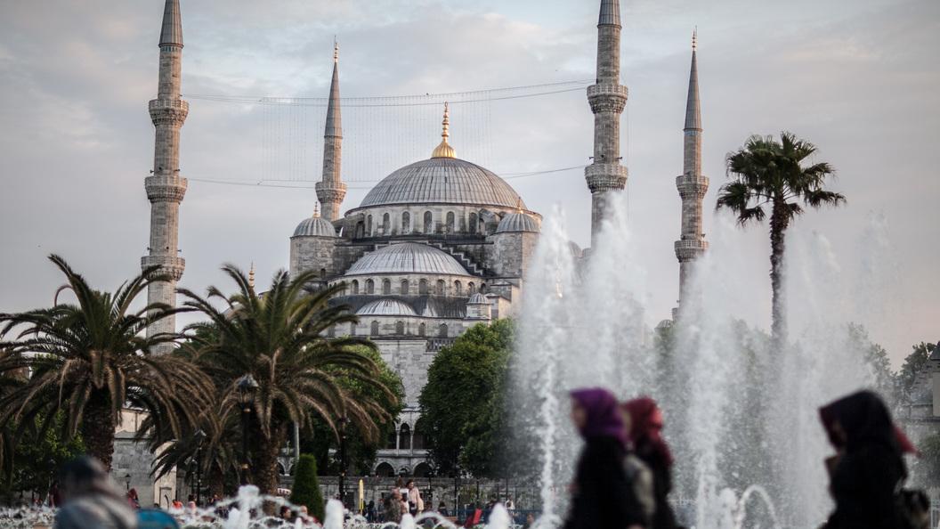 Консульство США предупредило овозросшей угрозе терактов вСтамбуле