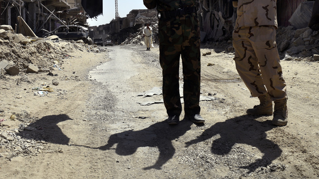 В Ираке уничтожены трое главарей ИГИЛ
