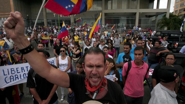 В Венесуэле планируются двухдневная забастовка и акция протеста