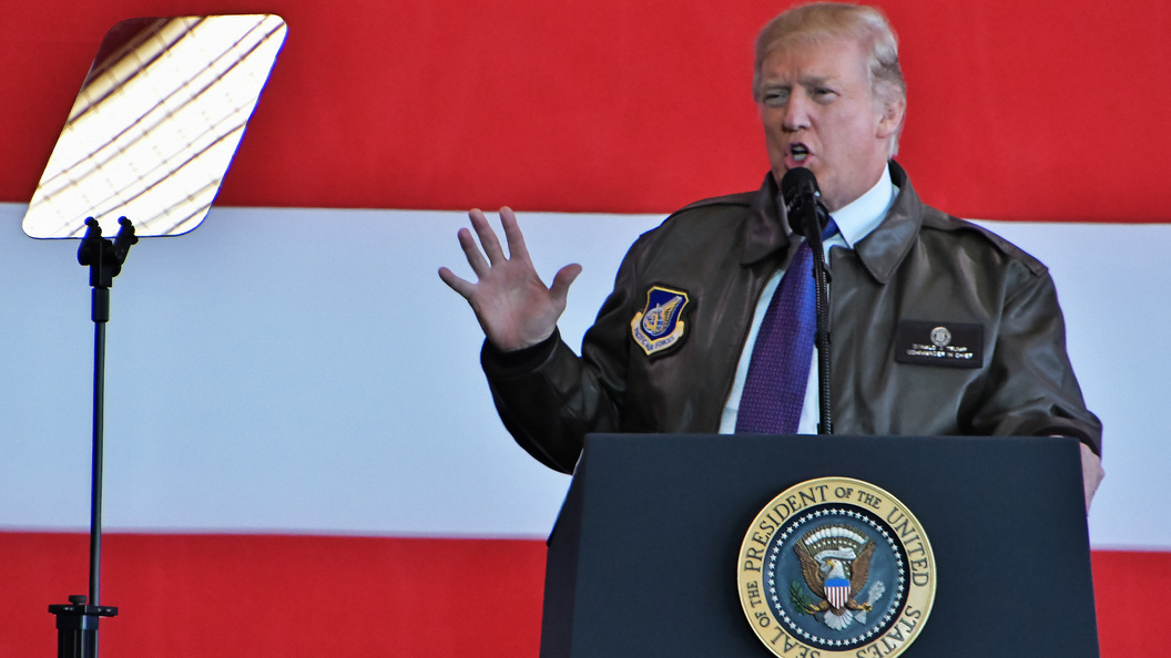 В КНДР придумали кличку для президента США Дональда Трампа