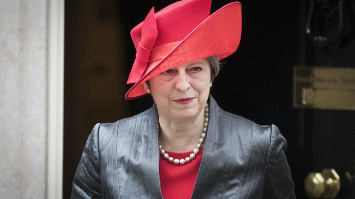 Премьер-министр Великобритании подтвердила факт вероятного бойкота ЧМ-2018