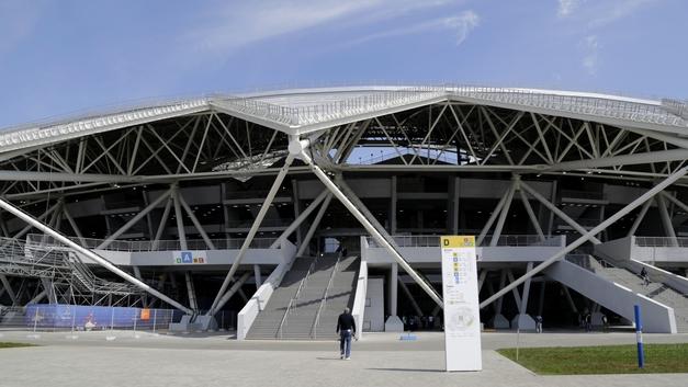 Россия - Уругвай: онлайн-трансляция матча в Самаре