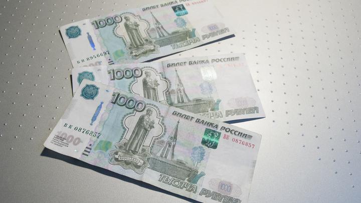 В России людям приходится увеличивать свои расходы с каждым новым месяцем