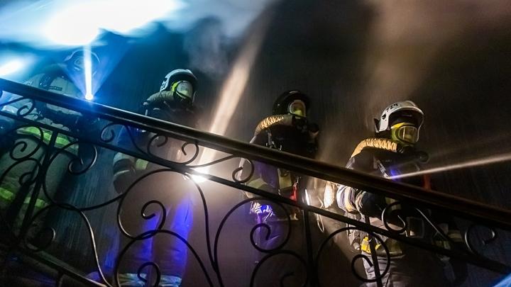 Половина дома сложилась: Видео с места взрыва в Красноярске испугало пользователей