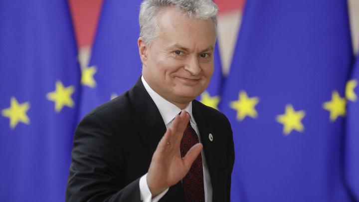 Россию надо признать угрозой миропорядку: Президент Литвы устроил представление на саммите НАТО