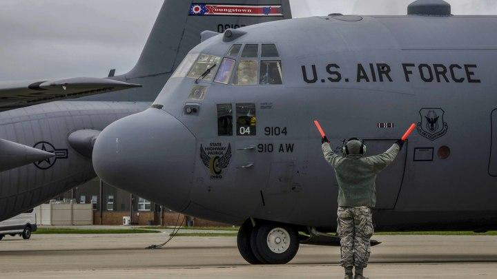 Пентагон испытал новый способ сброса авиабомб с превращением