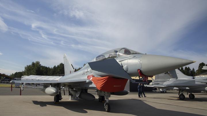 Эстония выпустила в сторону России ракету. Это подтвердилось