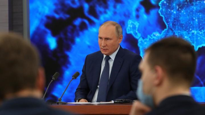 Кто такой колючий и агрессивный?: Путин одёрнул BBC острым вопросом