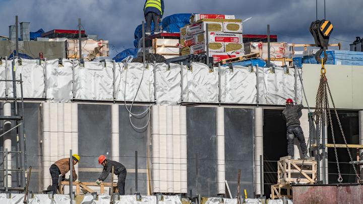 Строительство детского сада в нижегородском ЖК Новая Кузнечиха практически не ведётся