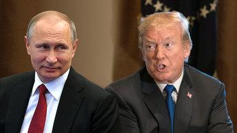 Трамп добивается встречи с Путиным во Вьетнаме