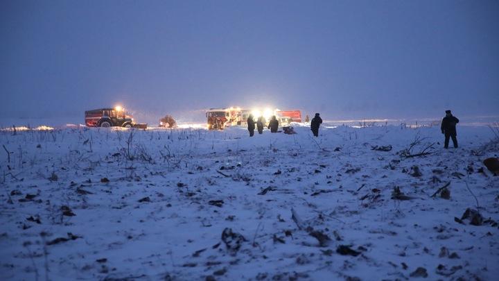 Чиновники не обратили внимание: Трагедии с Ан-148 можно было избежать