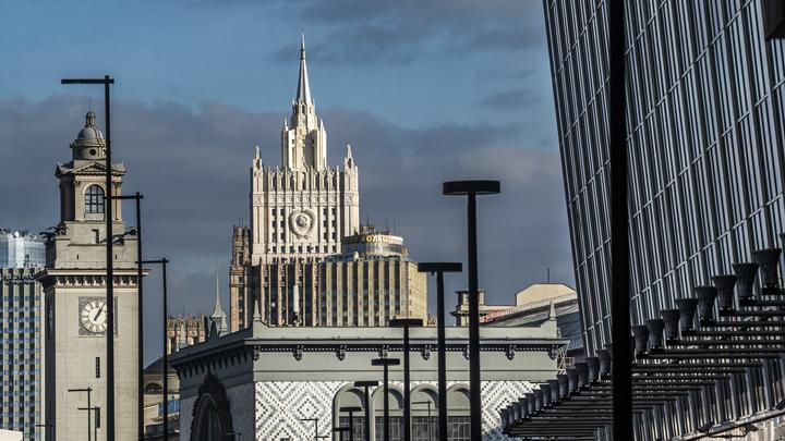 Не последний случай: В МИД России ответили на обвинения европейцев из-за повышения радиации