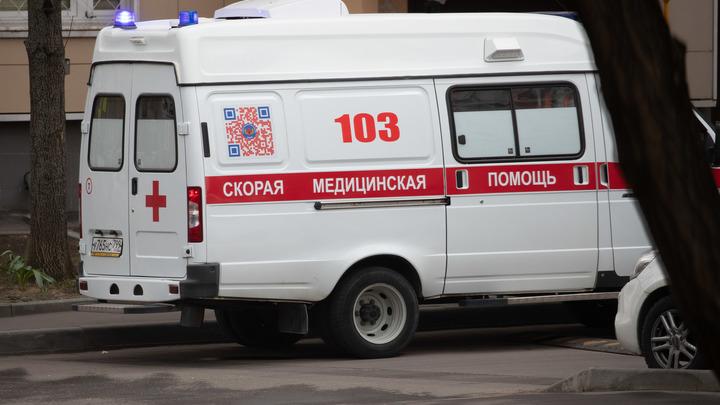 Военный Ми-35 жёстко приземлился в Крыму. Три человека пострадали - источник
