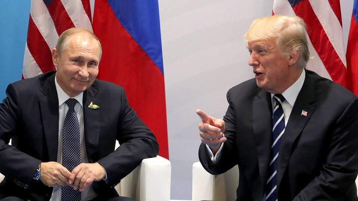 Путин спасет Трампа в Хельсинки