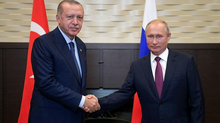 «Турецкий поток»: Эрдоган и Путин написали историю