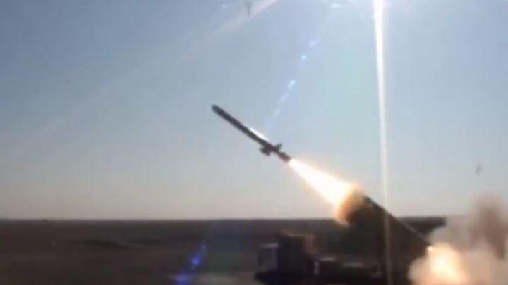 Иран продемонстрировал новейшую ракету дальнего действия