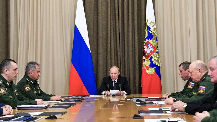 Вынуждены принять меры: Путин напомнил о гиперзвуковом оружии России