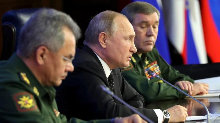 Россию не удивить: Путин заявил о готовности страны к выходу США из ДРСМД